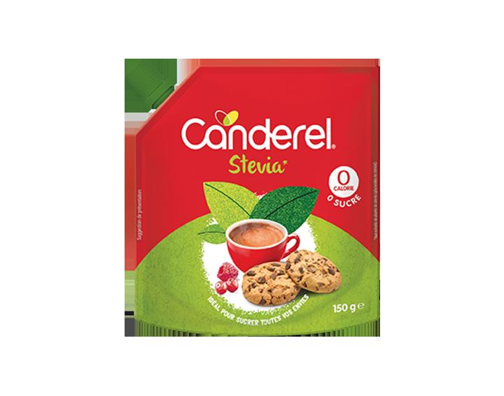 Poudre Cristallisée Canderel Stevia* 150g