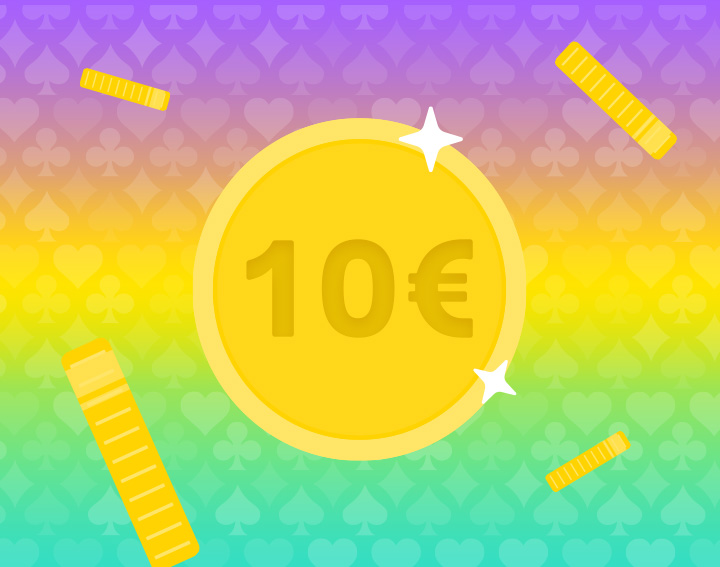 10€ de bonus à gagner !