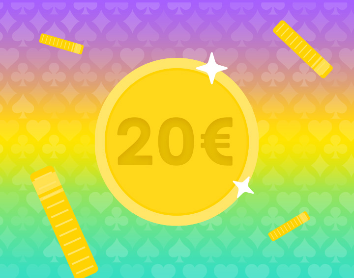 20€ de bonus à gagner !