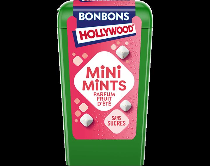 Mini Mints Parfum Fruits D'été - 12,5g
