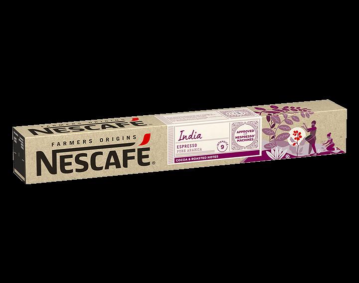 INDIA Espresso (intensité 9)