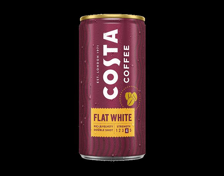 Flat White Can 200ml