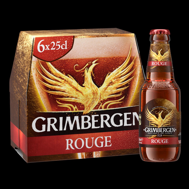Grimbergen Rouge - 6x25cl