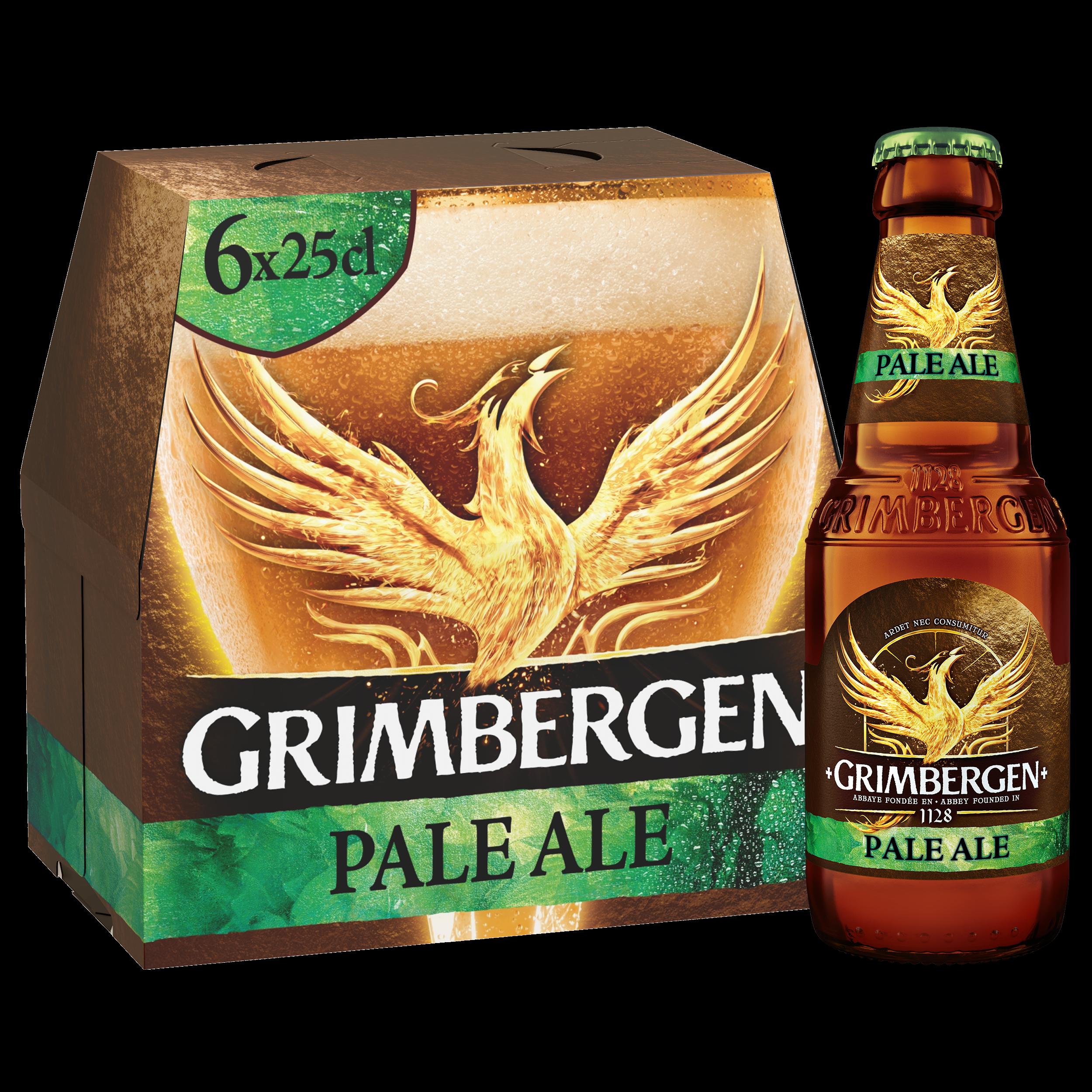 Grimbergen Pale Ale - 6x25cl