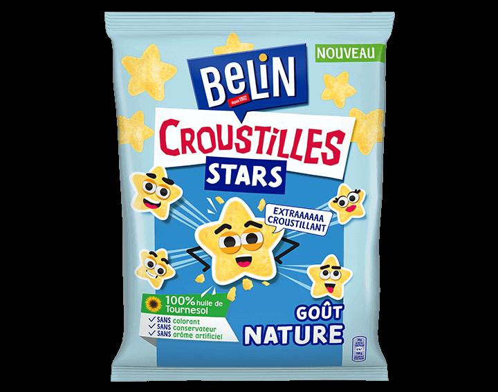 Belin Croustilles Stars Nature 90g