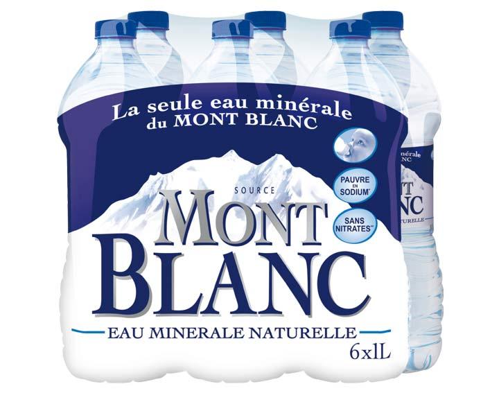 Mont Blanc - 6x1L