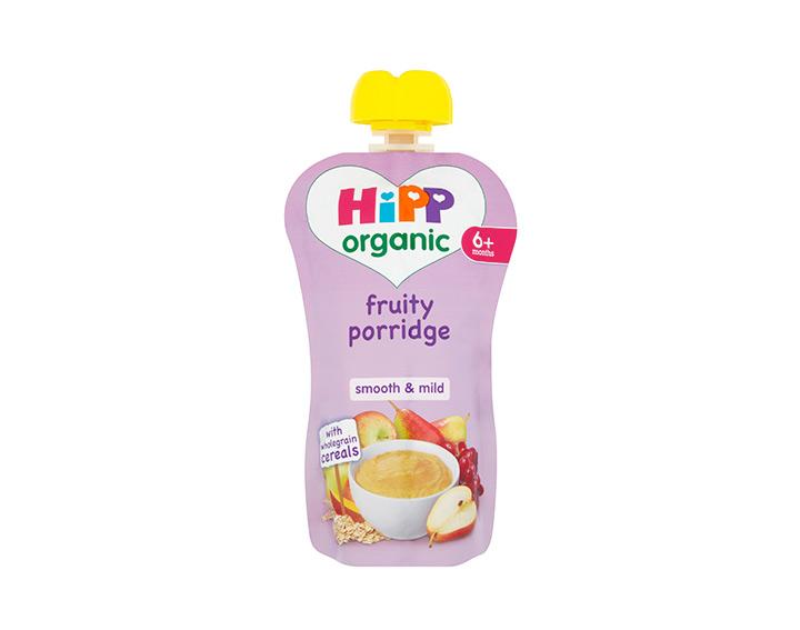 Fruity porridge