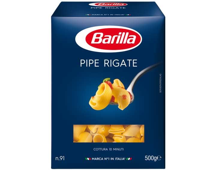 Blue Box Pipe Rigate 500g