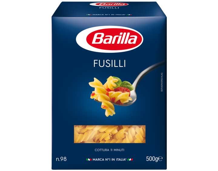 Blue Box Fusilli 500g