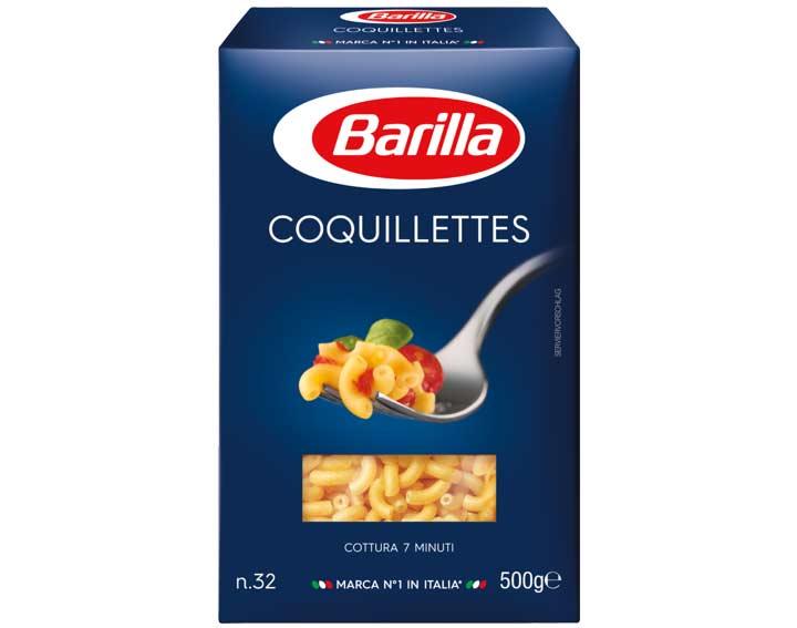 Blue Box Coquillettes 500g