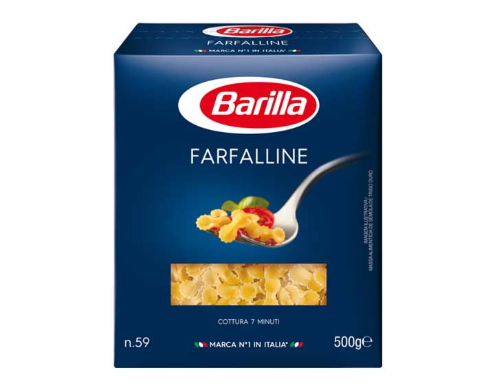Blue Box Farfalline 500g
