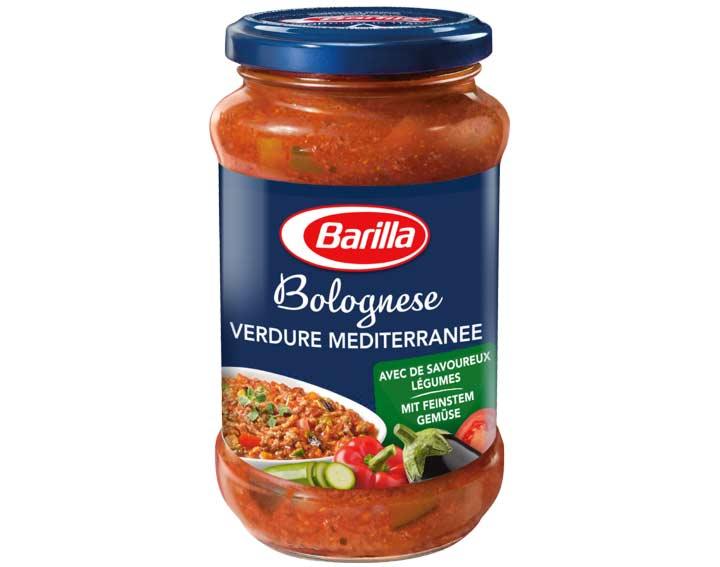 Sauce Rouge Bolognese Légumes 400g