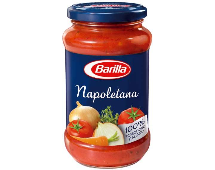 Sauce Rouge Napoletana 400g
