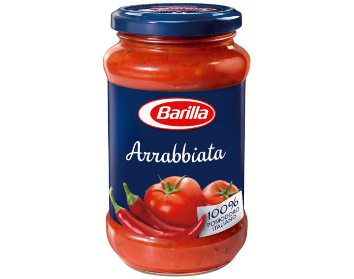 Sauce Rouge Arrabbiata 400g