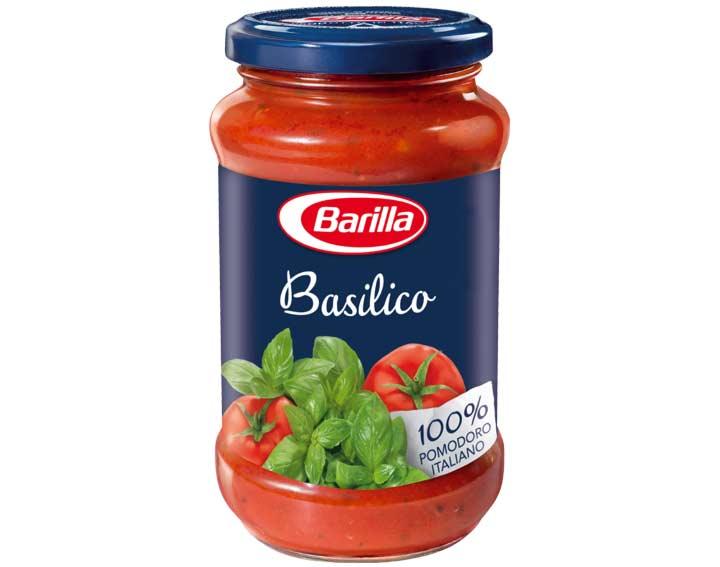 Sauce Rouge Basilico 400g