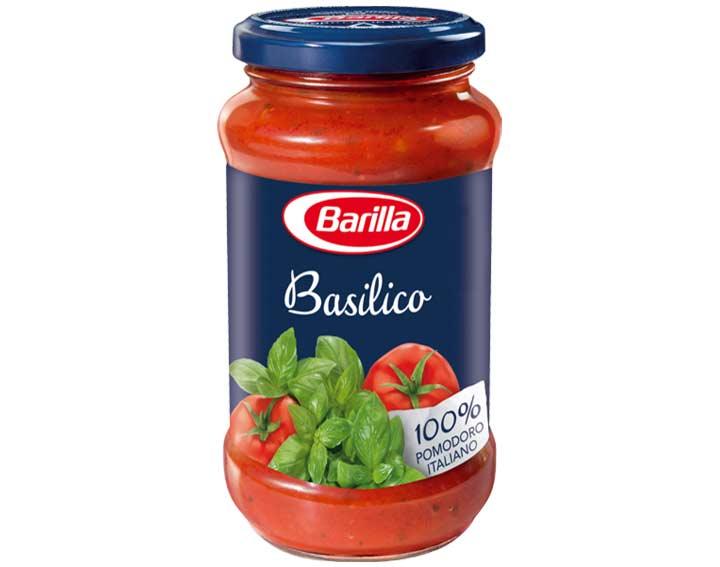 Sauce Rouge Basilico 200g