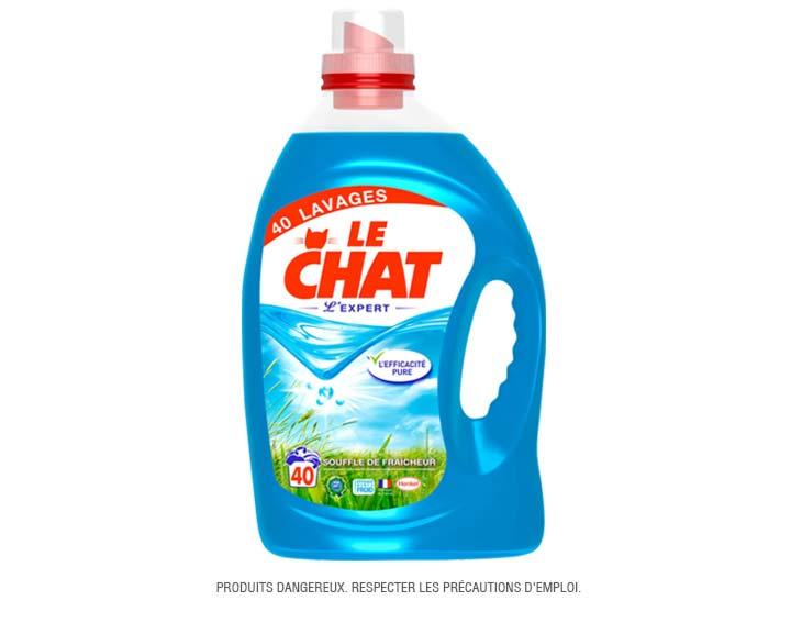 Le Chat L'Expert Fraîcheur Liquide 3L