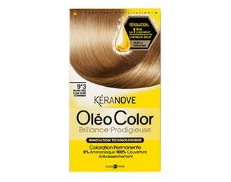 9*3 Blond très clair doré cosmique