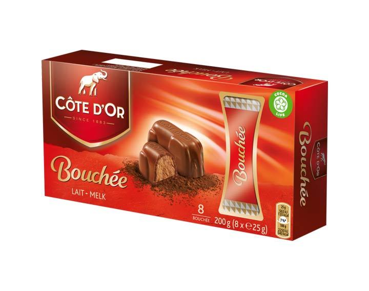 Côte d'Or Bouchée Lait 200g