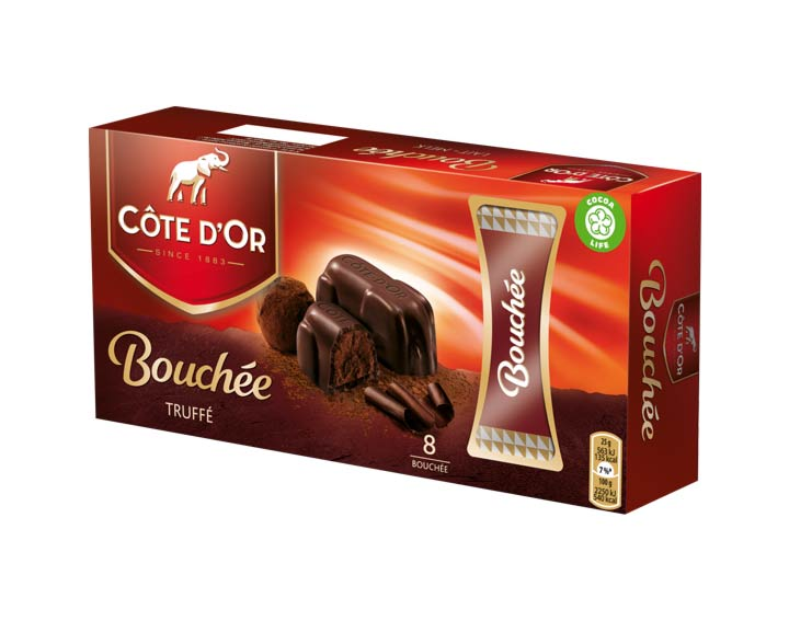 Côte d'Or Bouchée Truffé 156g