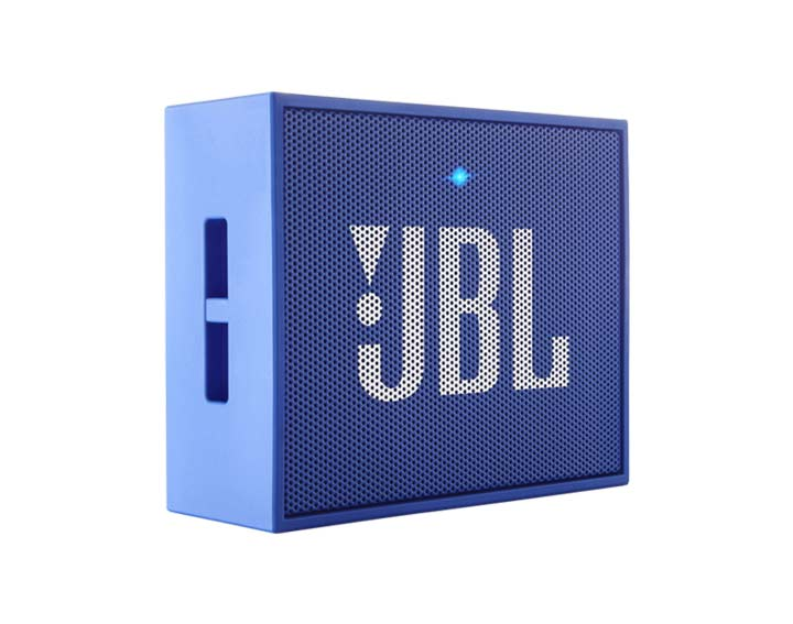 Enceinte Bluetooth JBL Go Bleue