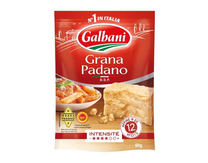 Grana Padano « Le fruttato », affiné 12 mois