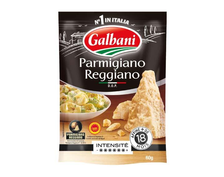 Parmigiano Reggiano « L'intenso », affiné 18 mois