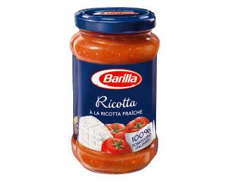 Sauce tomate à la Ricotta fraîche