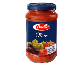 Sauce tomate Olive