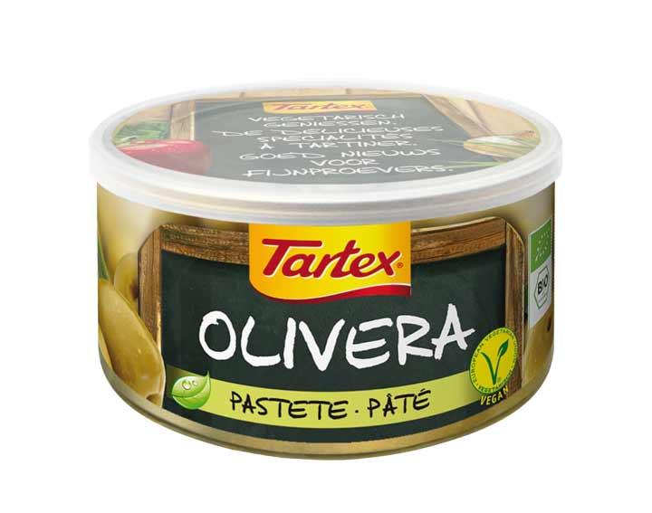 Terrine Végétale Olives