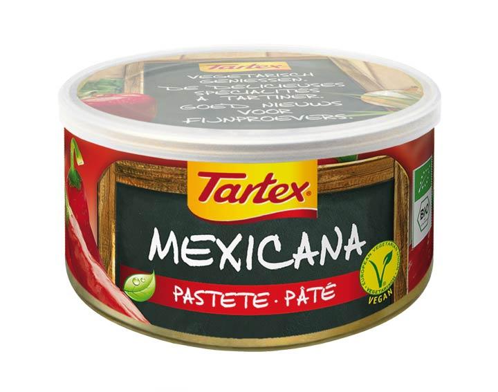 Terrine Végétale Mexicaine