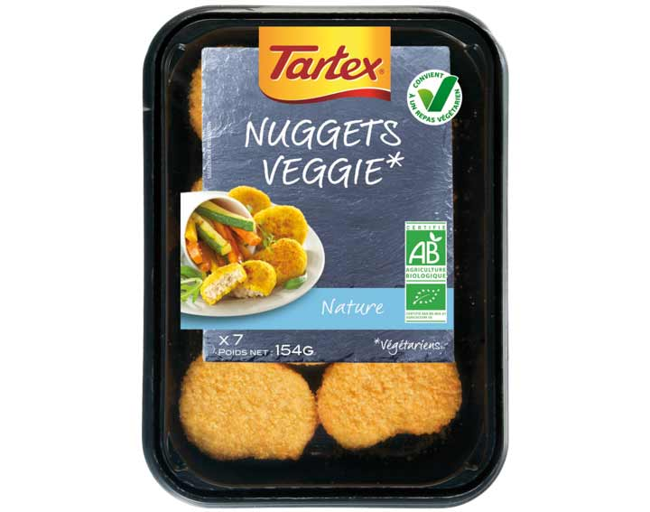 Nuggets Veggie