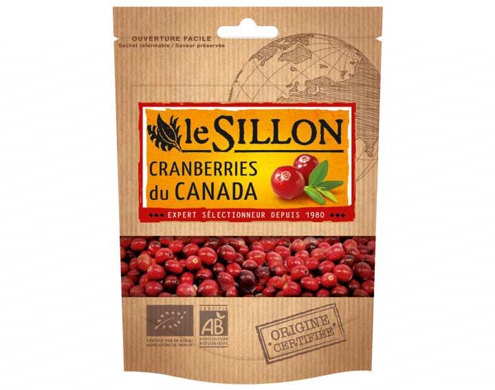 Cranberries du Canada