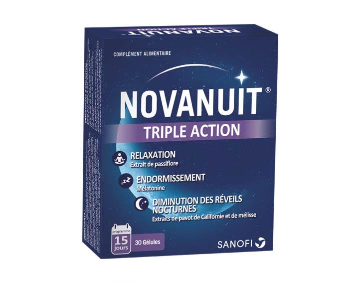 Novanuit® Triple Action
