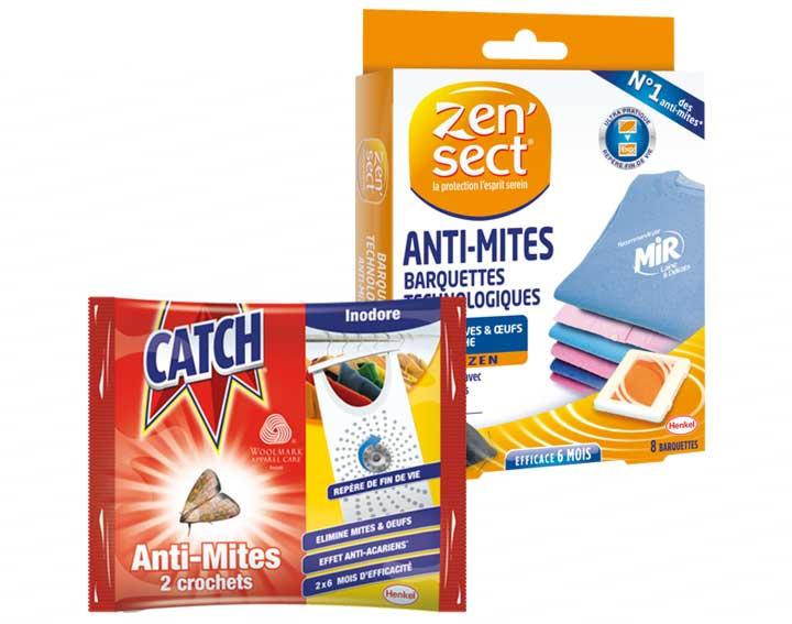 Anti-mites Textiles