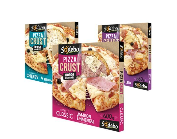 Pizzas : Pizza Crust (5 recettes)