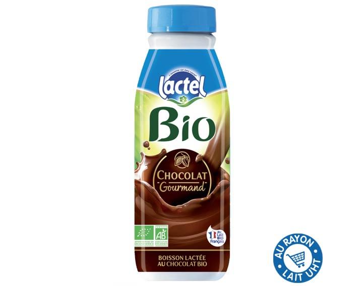 Lactel Bio Chocolat Gourmand 50cl