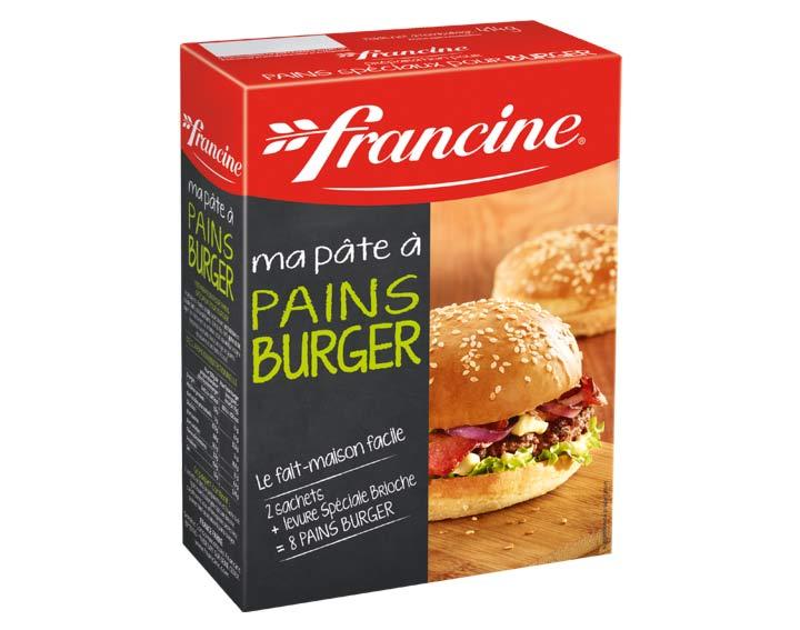 Ma Pâte à Pains Burger
