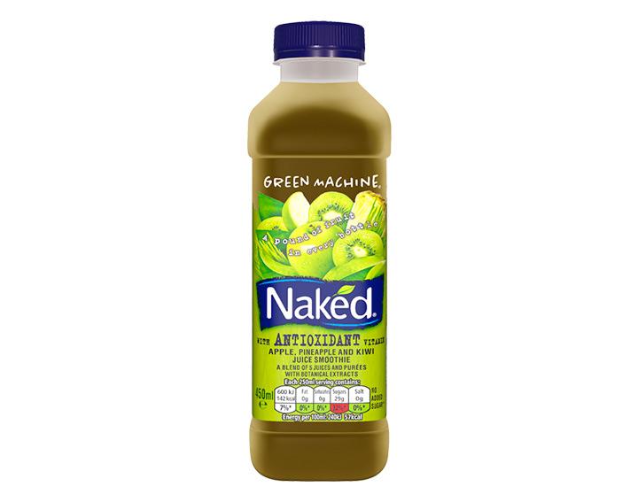 Green Machine 450ml juice smoothie