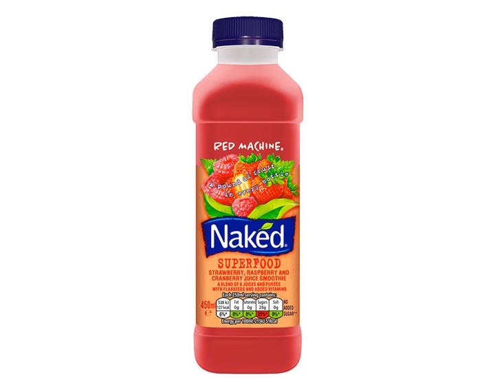 Red Machine 450ml juice smoothie