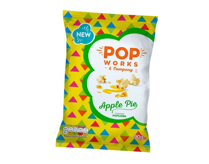 Apple Pie popcorn 90g