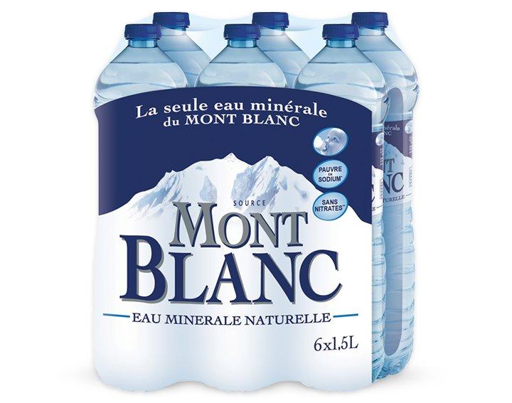 Mont Blanc - 6x1,5L
