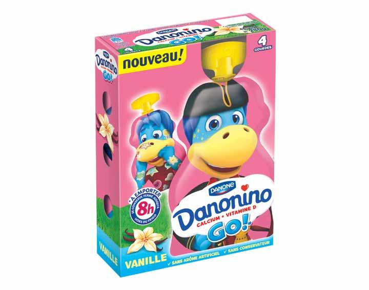 Danonino GO ! Vanille