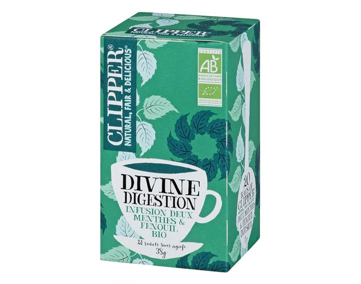 Infusion Divine Digestion Bio