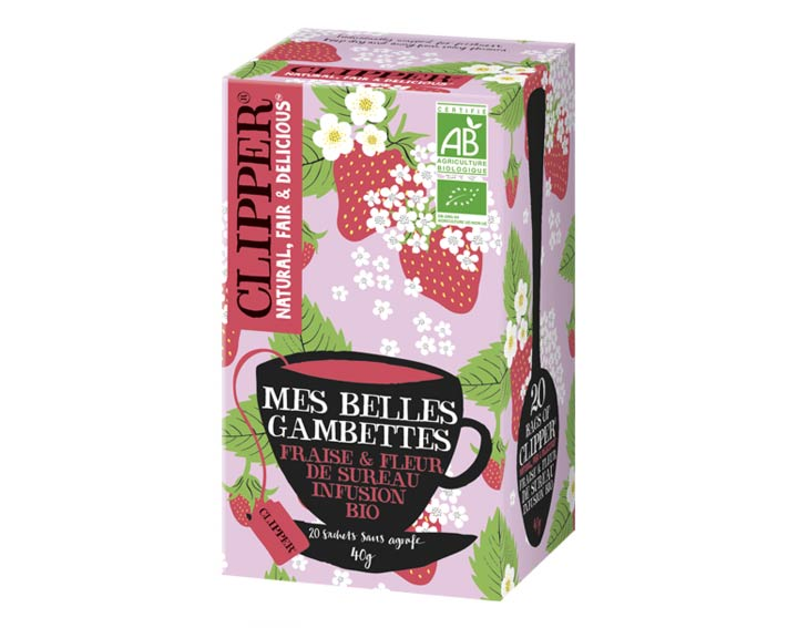 Infusion Mes Belles Gambettes Bio