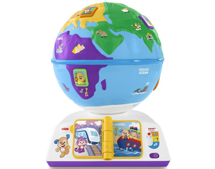 Le Globe Terrestre de Puppy Fisher-Price®