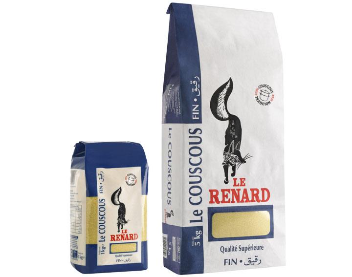 Le Renard Couscous Fin (1kg ou 5kg)