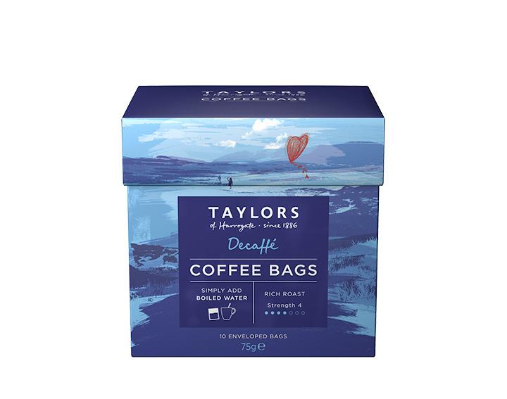 Decaffé Coffee Bags 10pack 75g