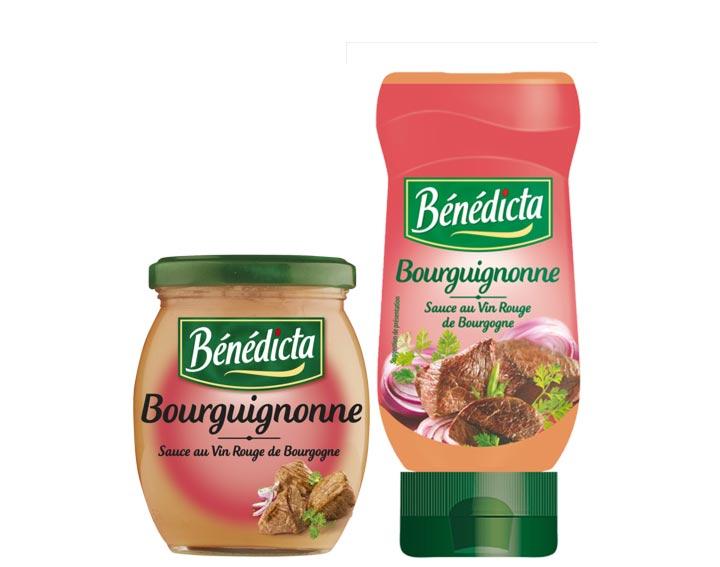 Sauce Bourguignonne