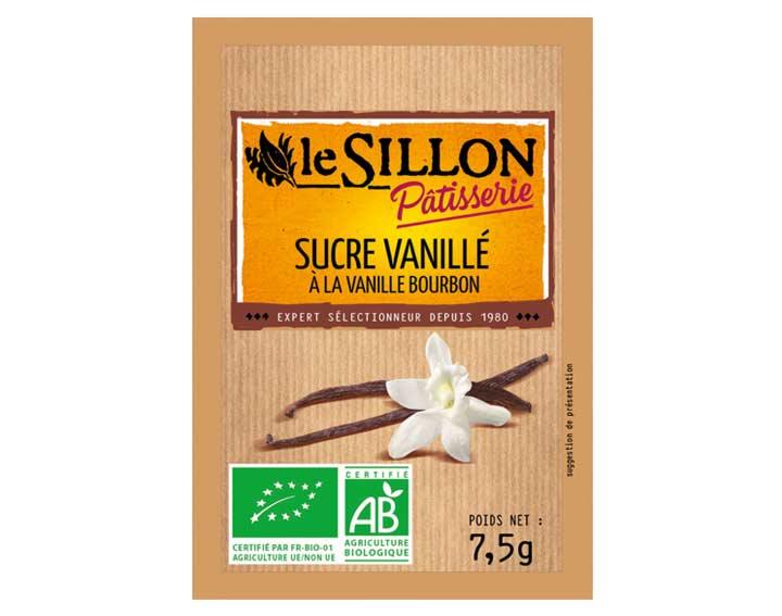 Sucre vanillé à la vanille Bourbon